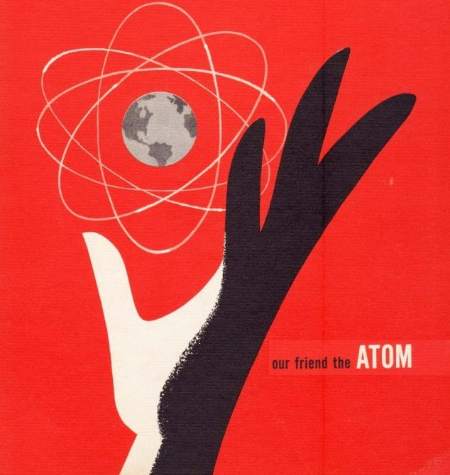 Our friend the atom hand